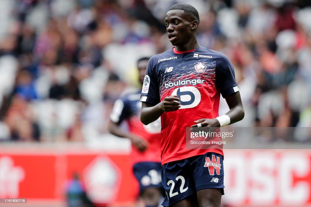 Lille v Nantes - French League 1 : News Photo