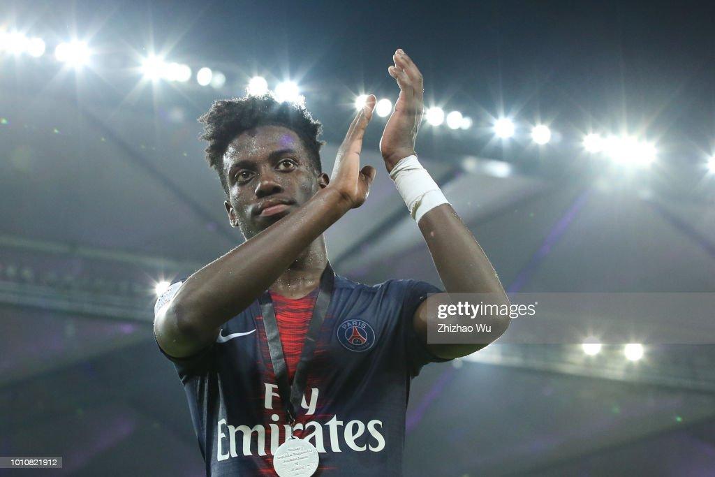 Paris Saint Germain v Monaco : News Photo