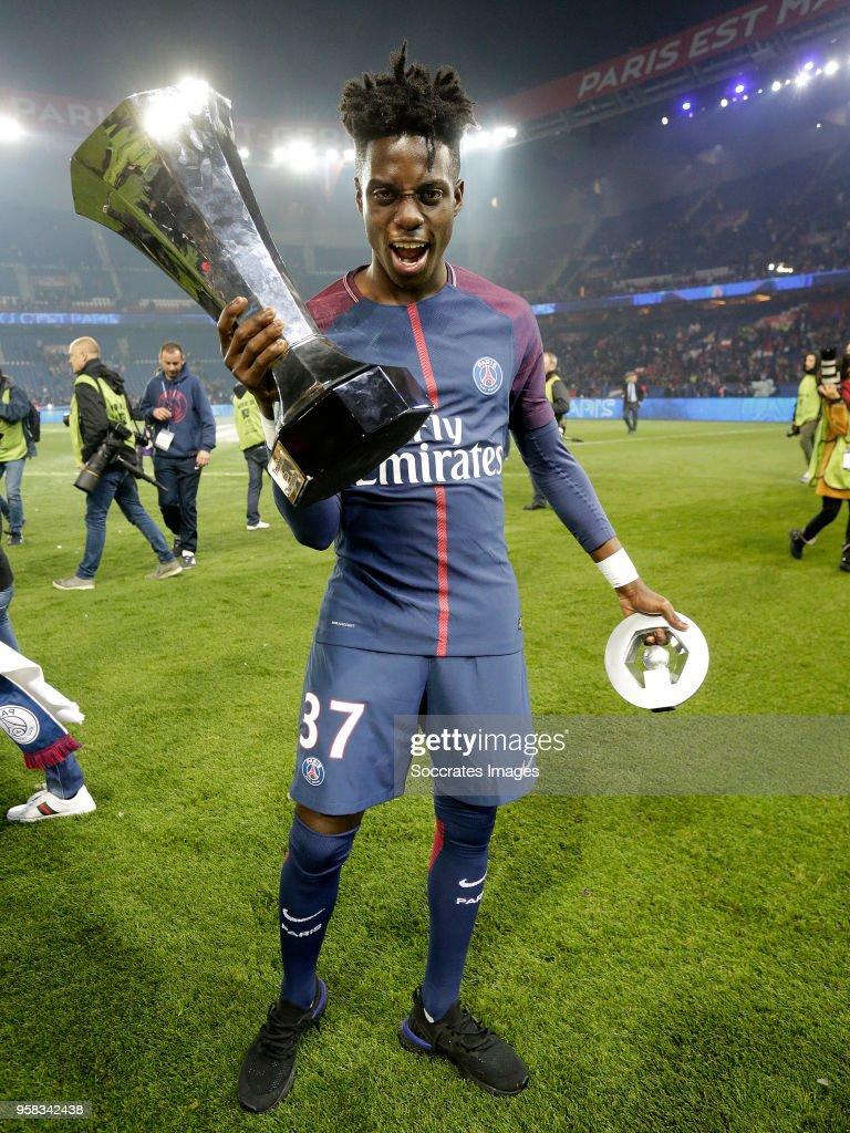 Paris Saint Germain v Stade Rennes - Ligue 1