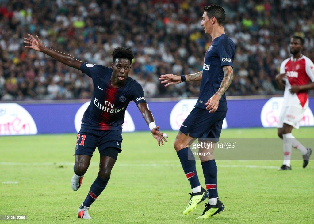 Paris Saint Germain v Monaco