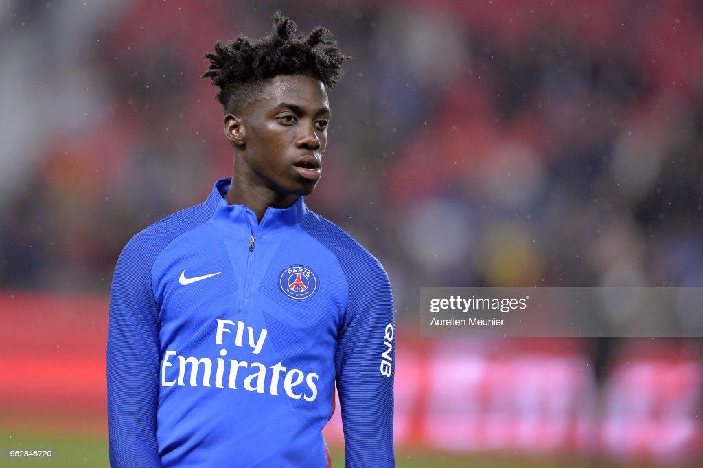 Paris Saint Germain v EA Guingamp - Ligue 1