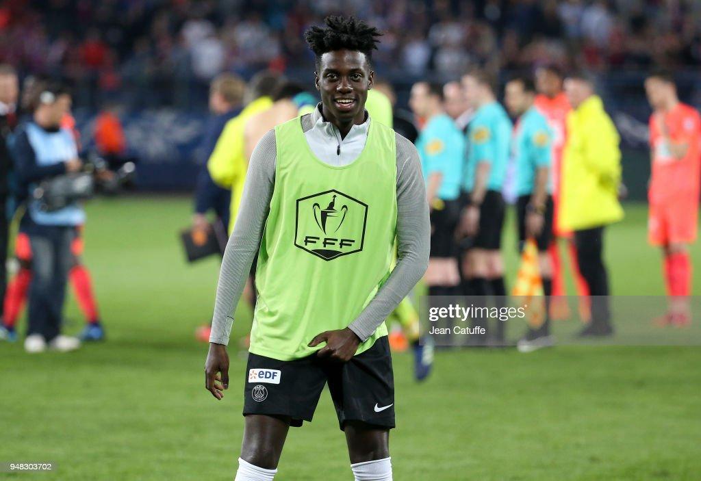 SM Caen v Paris Saint Germain - French Cup