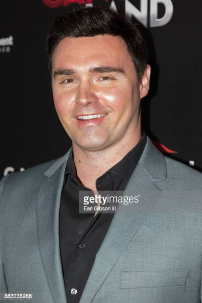 Timothy Woodward Jr attends the Premiere Of Cinedigm's 'Gangster Land' at the Egyptian Theatre on November 29 2017 in Hollywood California