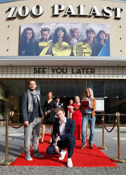 DEU: Madame Tussauds Berlin Red Carpet Photocall At Zoo Palast