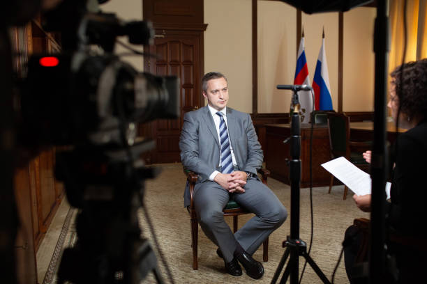 RUS: Russia's Deputy Finance Minister Timur Maksimov Interview