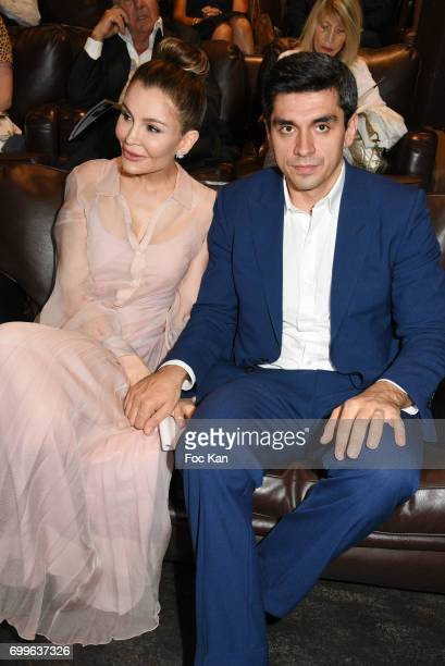 Timur Tillyaev and LolaKarimova Tillyaeva attend 'Ulugh Beg The Man Who Unlocked the Universe ' Screening Cocktail at Club 13 and Dinner at Hotel...