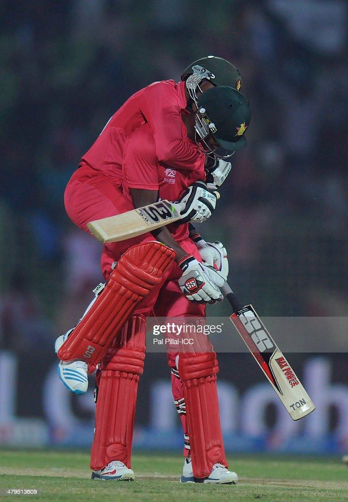 Zimbabwe v Netherlands - ICC World Twenty20 Bangladesh 2014