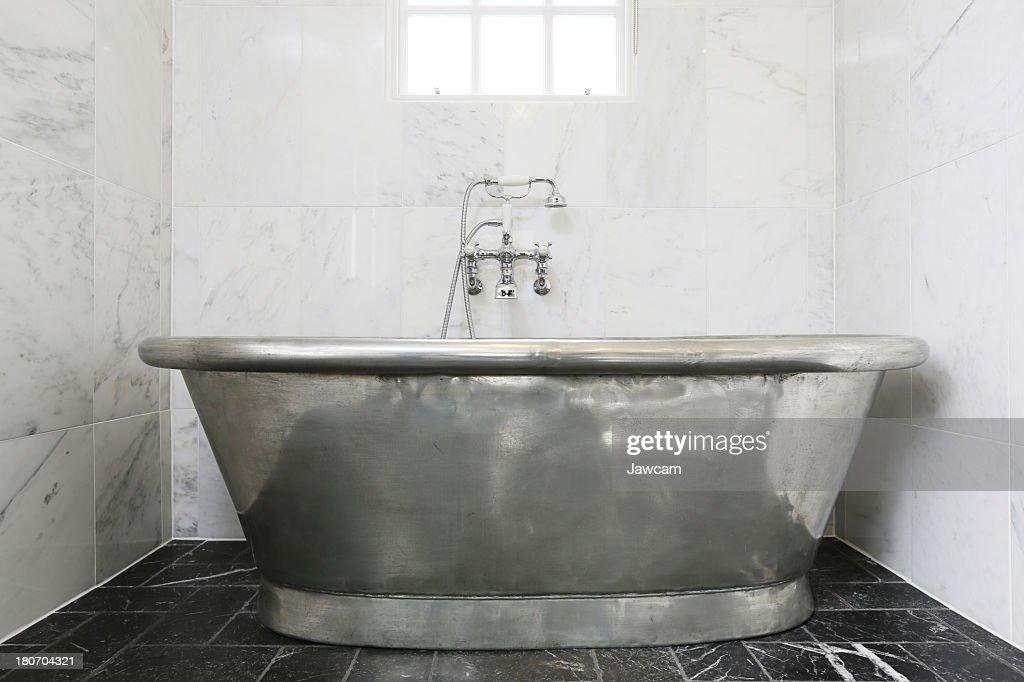 Tin Bath Stock Photo | Getty Images