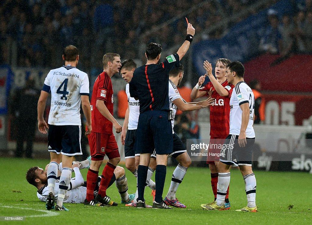 Bayer 04 Leverkusen v FC Schalke 04 - Bundesliga : News Photo
