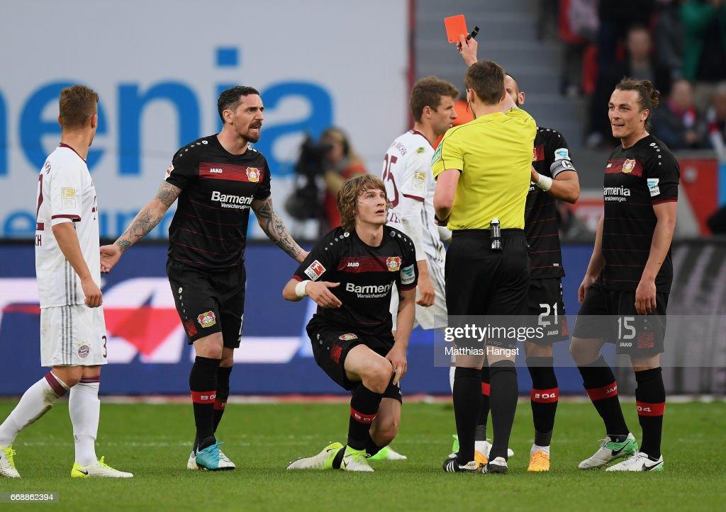 Bayer 04 Leverkusen v Bayern Muenchen - Bundesliga : Nachrichtenfoto