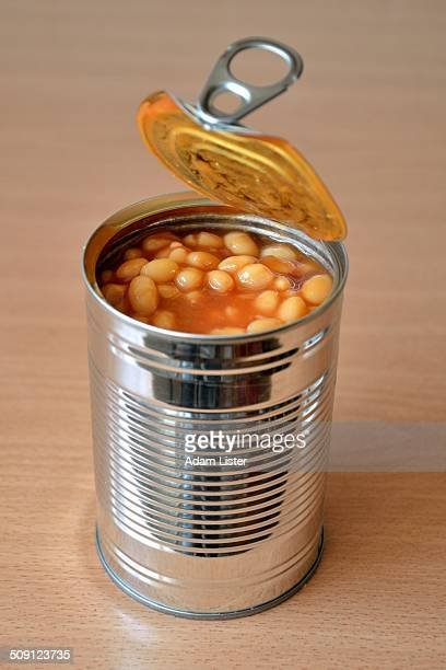 Tin of Baked Beans