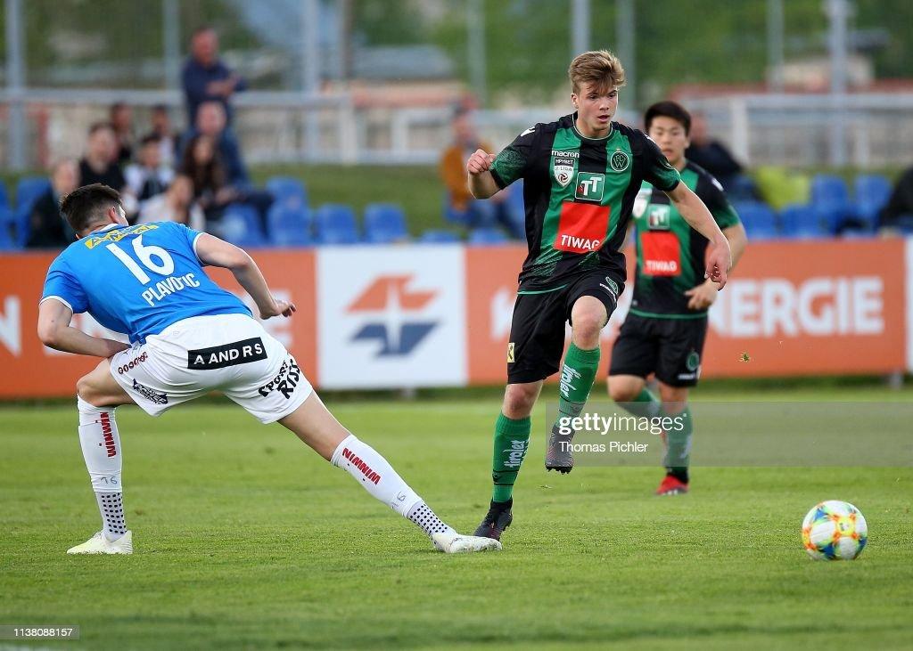 AUT: Floridsdorfer AC v FC Wacker Innsbruck II - 2. Liga