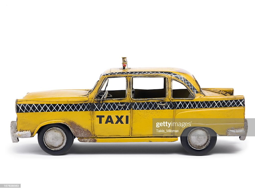 Yellow Taxi Stock Photos And Pictures Getty Images