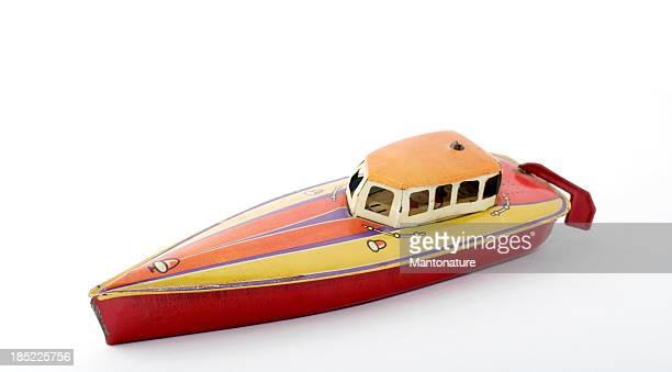 Giocattoli: stagno Barca a motore