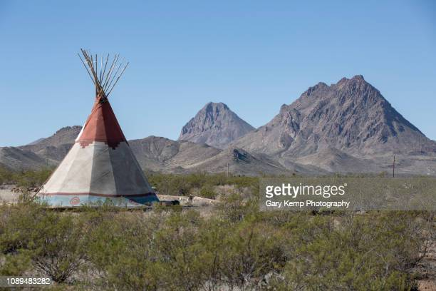 tin valley - big bend national park stock pictures, royalty-free photos & images
