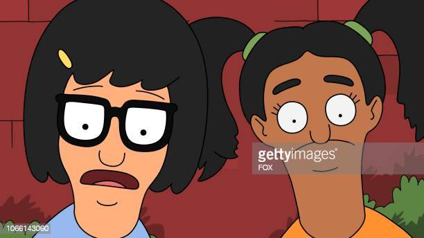 BOB'S BURGERS Tina and her new science partner create a device that allows them to communicate with aliens in the UFO No You Didnt episode of BOBS...