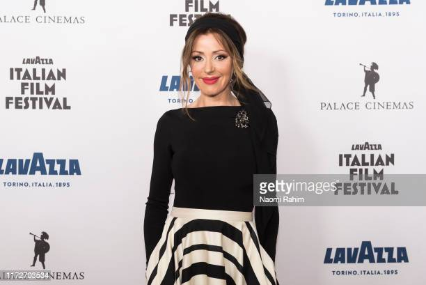 Tina Arena attends the premiere of Promised World as part of the Lavazza Italian Film Festival at The Astor Theatre on October 1 2019 in Melbourne...