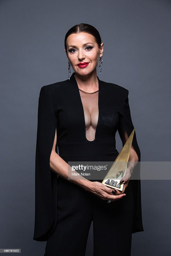 29th Annual ARIA Awards 2015 - Winner & Presenters Portraits