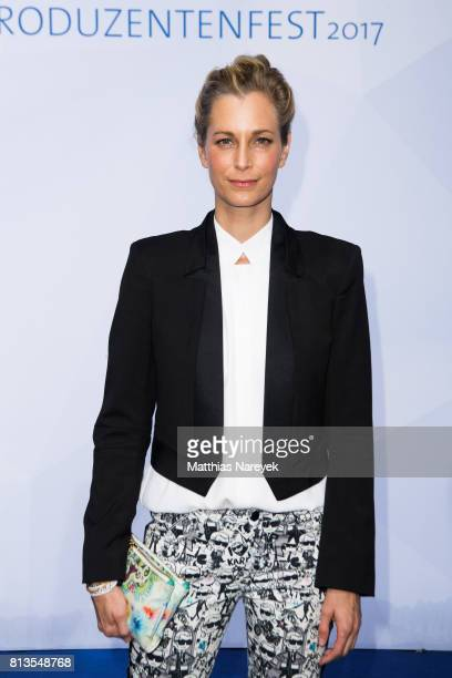 Tina Bordhin attends the Summer Party of the German Producers Alliance on July 12 2017 in Berlin Germany