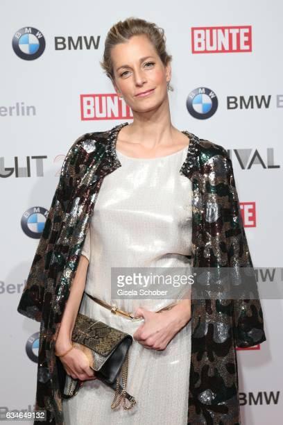 Tina Bordihn during the BUNTE BMW Festival Night during the 67th Berlinale International Film Festival Berlin at restaurant 'Gendarmerie' on February...
