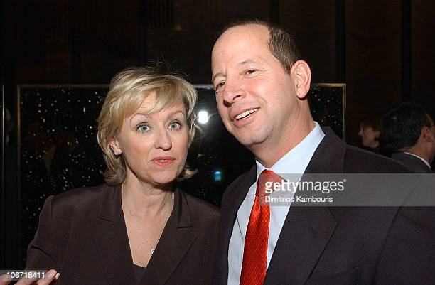 Tina Brown and Ron Galotti during Harvey Weinstein and Miramax Books Celebrate the Success of Rudolph Giuliani's Literary Debut Leadership at Four...