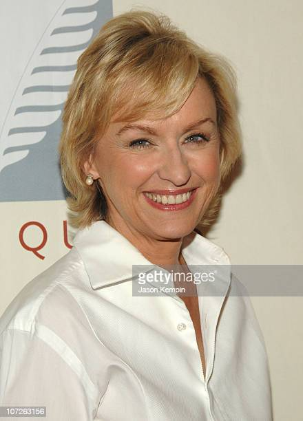 Tina Brown attends the 3rd Annual Quill Awards at Fredrick P Rose Hall on October 22 2007 in New York City