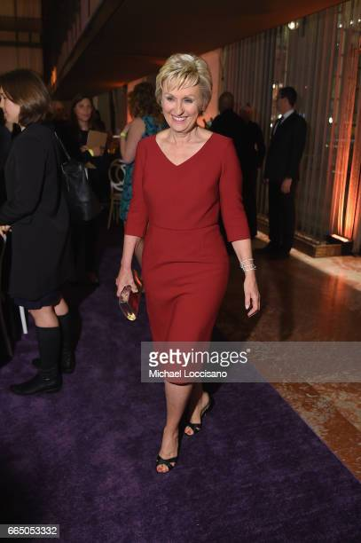 Tina Brown attends the Eighth Annual Women In The World Summit at Lincoln Center for the Performing Arts on April 5 2017 in New York City