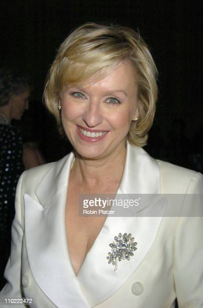 Tina Brown during The 2005 PEN Montblanc Literary Gala at The American Museum of Natural History in New York City New York United States