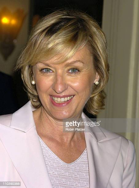Tina Brown during The Phoenix House Benefit Honors Jeff Zucker with Phoenix Rising Award at The Waldorf Astoria Hotel in New York City New York...