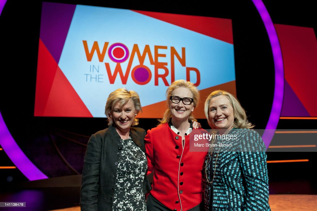 2012 Women In The World: Stories & Solutions - Day 3