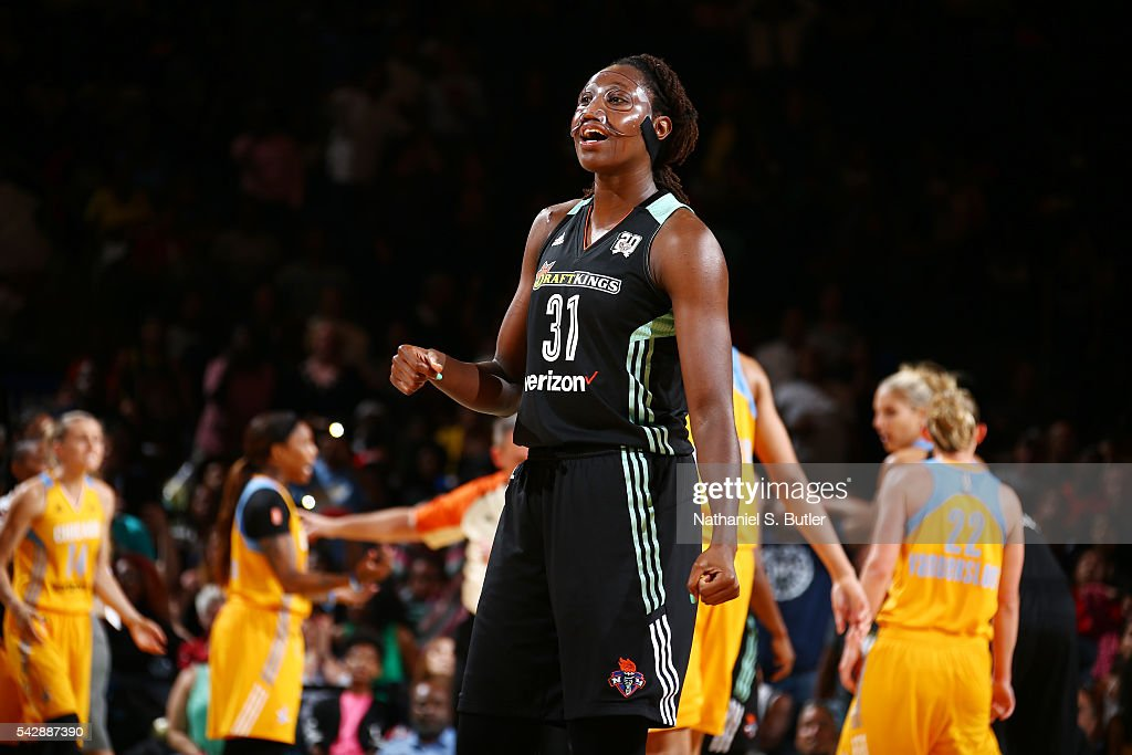Chicago Sky v New York Liberty
