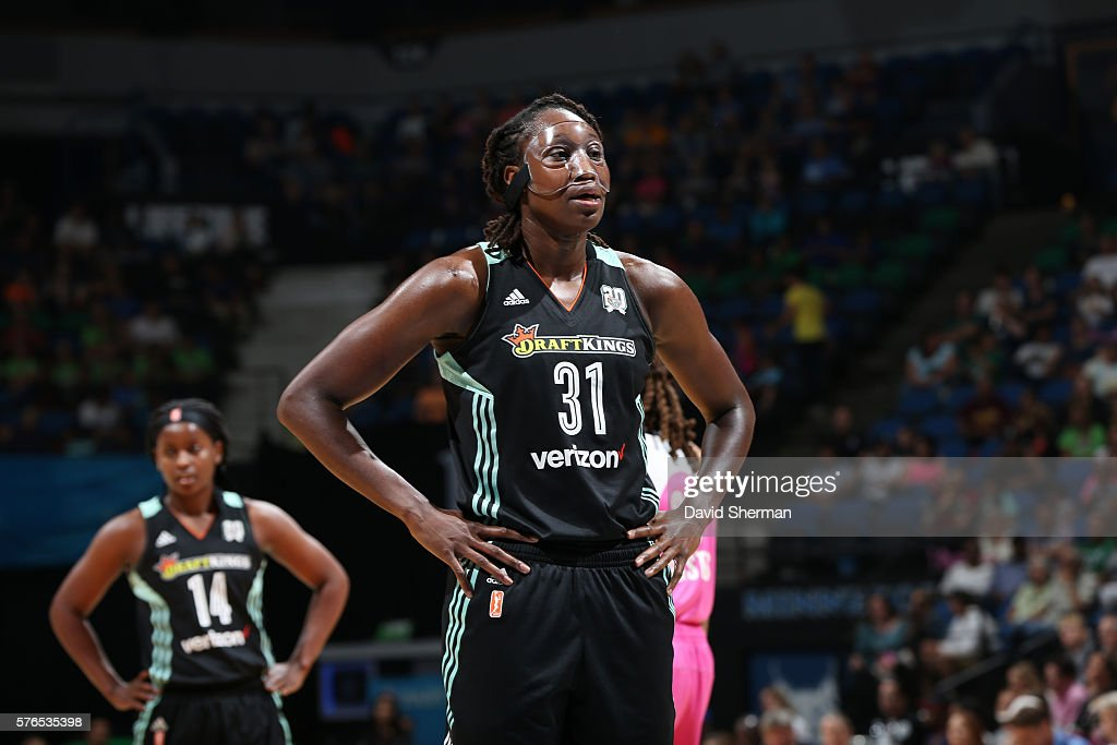 New York Liberty v Minnesota Lynx