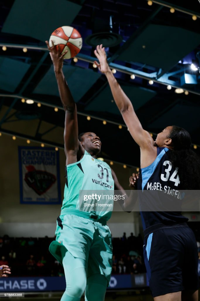 Atlanta Dream v New York Liberty