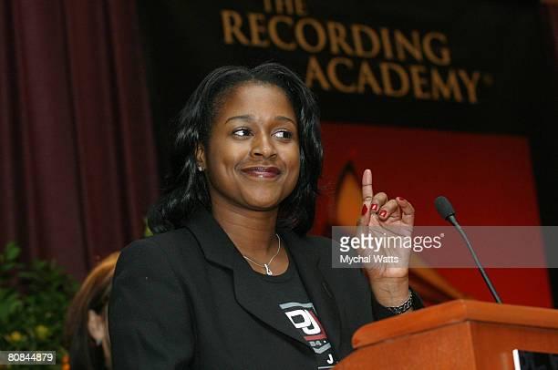 Tina Davis VP Of AR Def Jam Records