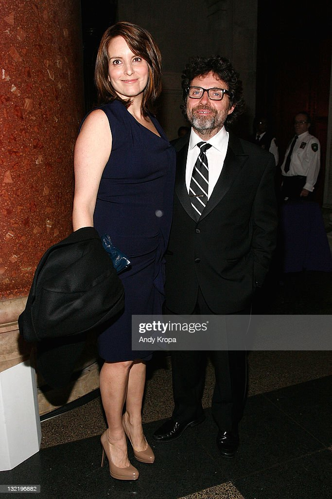Tina Fey and Jeff Richmond attend the 2011 American Museum of Natural History gala at the American Museum of Natural History on November 10, 2011 in New York City.