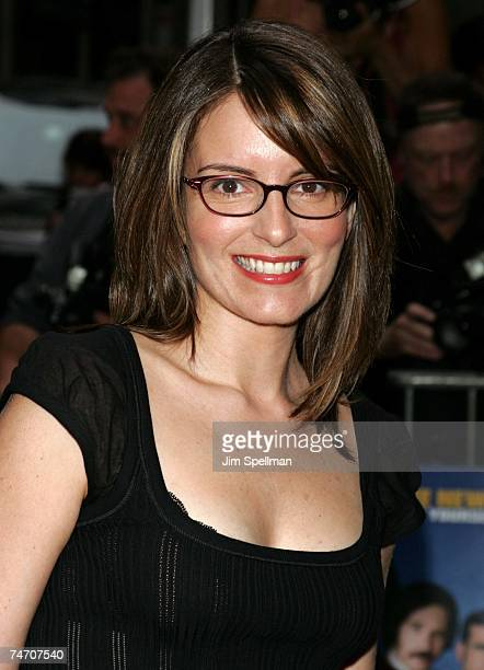 Tina Fey at the The Museum of Television Radio in New York City New York