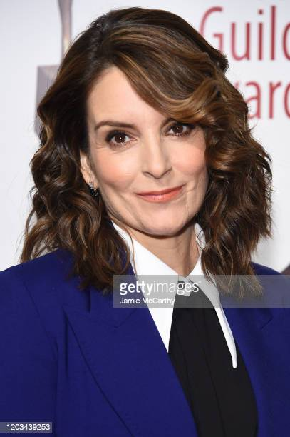 Tina Fey attends the 72nd Writers Guild Awards at Edison Ballroom on February 01 2020 in New York City
