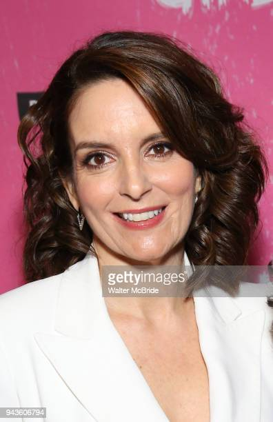 Tina Fey attends the Broadway Opening Night After Party for 'Mean Girls' at Tao on April 8, 2018 in New York City.