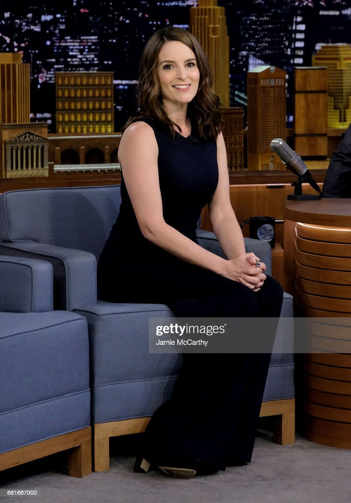 "Tina Fey Visits ""The Tonight Show Starring Jimmy Fallon"""
