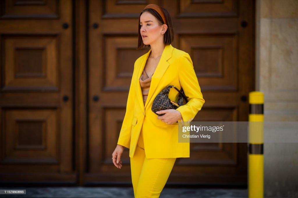 Street Style - Berlin - May 31, 2019 : Fotografía de noticias