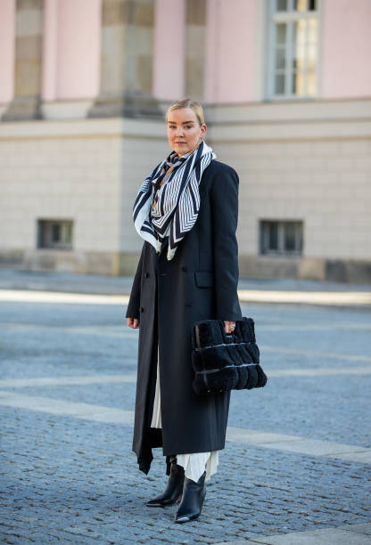 DEU: Street Style - Berlin - October, 2021