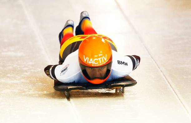 DEU: Women's Skeleton - BMW IBSF World Cup Koenigssee