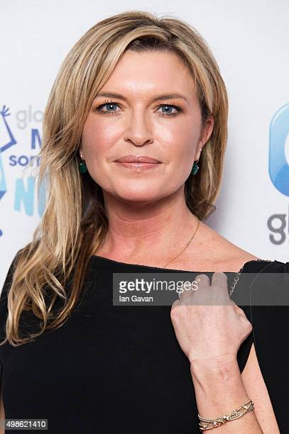 Tina Hobley attends Global's Make Some Noise Gala at Supernova on November 24 2015 in London England