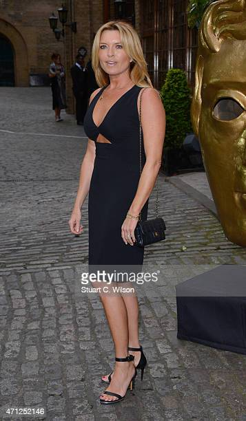 Tina Hobley attends the British Academy Television Craft Awards at The Brewery on April 26 2015 in London England