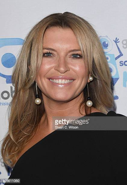 Tina Hobley attends the Global's Make Some Noise Night Gala at Supernova on November 24 2016 in London England