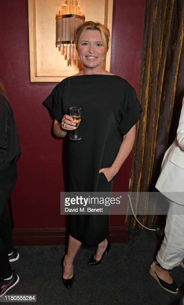 Tina Hobley attends the 'Ladies Who Rock' Lunch in aid of Teenage Cancer Trust at the Karma Sanctum Soho on June 18 2019 in London England