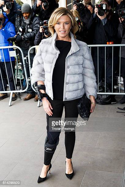 Tina Hobley attends the TRIC Awards at Grosvenor House Hotel at The Grosvenor House Hotel on March 8 2016 in London England