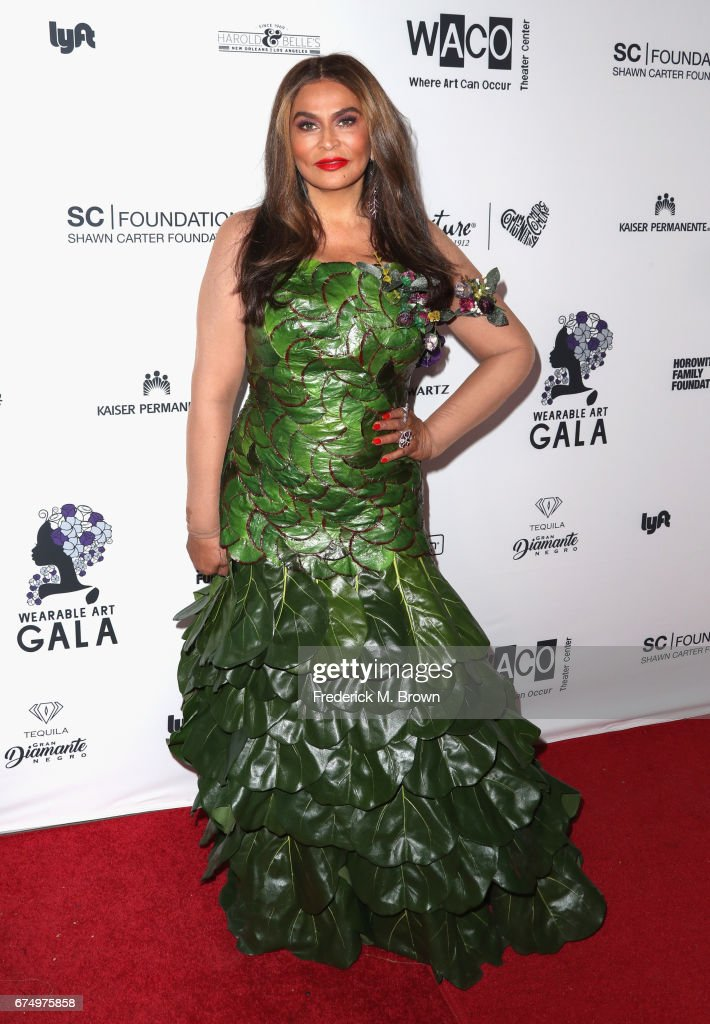 Wearable Art Gala - Arrivals : News Photo