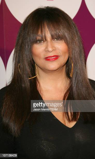 Tina Knowles during The 49th Annual GRAMMY Awards People Magazine After Party Hosted By Beyonce Knowles in Los Angeles California United States