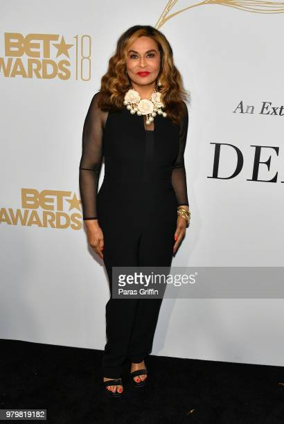 Tina Knowles Lawson attends the Debra Lee PreBET Awards Dinner at Vibiana on June 20 2018 in Los Angeles California